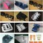bmc注塑制品 bmc塑料制品加工定制 bmc模压制品异形塑料加工