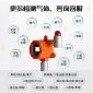 创信 工业可燃气体报警器防爆天然气煤气液化气氨气一氧化碳乙炔探测器